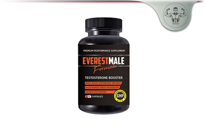 Everest Male Formula