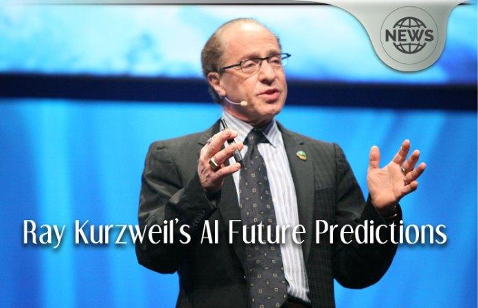 Ray Kurzweil's AI Future Predictions