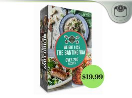 Banting Weight Loss Cookbook System