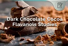 Dark Chocolate Cocoa Flavanols Health Food Scientific Studies