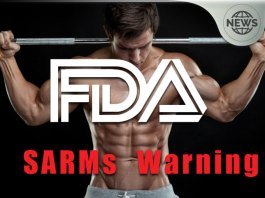 FDA SARM Warning