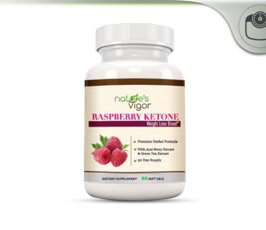 Natures Vigor Raspberry Ketone