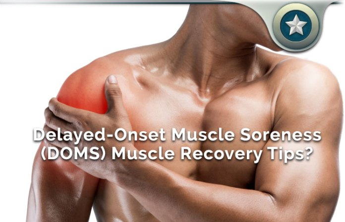 Delayed-Onset Muscle Soreness