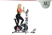 Iron Athlete Elliptical 6-in-1 Cross Trainer