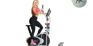 Iron Athlete Elliptical 6-in-1 Cross Trainer