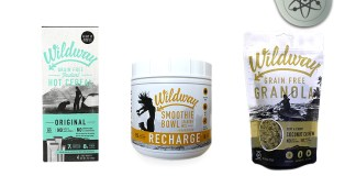 wildway smoothie mix