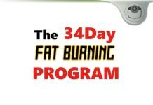 34 Day Fat Burning Program