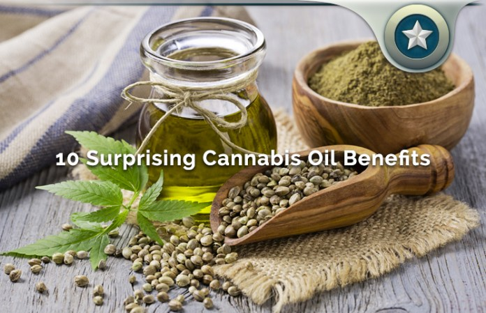 10 Amazing Cannabis Oil Benefits Everyone Should Know About Today