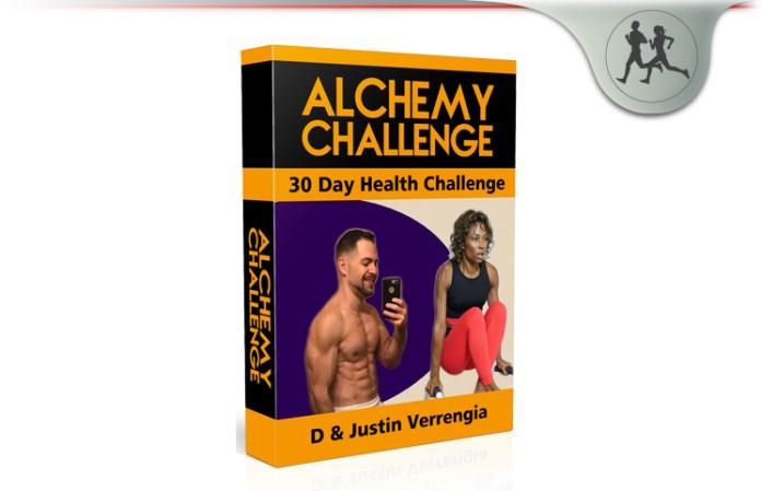 Alchemy Challenge