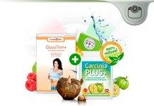 GlucoTrim+ & Garcinia Plus