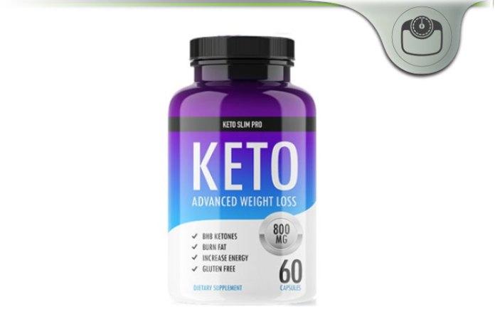 Pérdida de peso avanzada de Keto