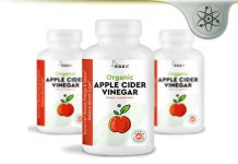 Ebax Organic Apple Cider Vinegar