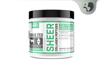 Sheer Strength Collagen Peptides