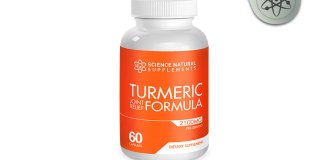 Turmeric Joint Relief Formula