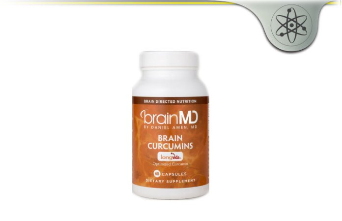 BrainMD Brain Curcumins