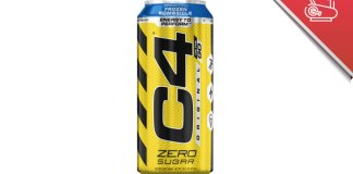 Cellucor C4 Original Carbonated