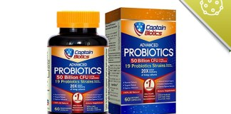 CaptainBiotics Advanced Probiotics