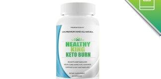 Healthy King Keto Burn