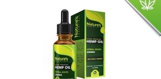 hemp oil drops by natures essentials
