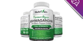 nutrivein ashwagandha