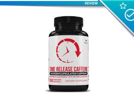 The Time Release Caffeine