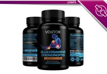 Vostok Nutrition Glucosamine with Chondroitin – Improve Muscle Recovery After Workouts