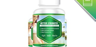 Better Strength Forskolin Weight Loss Blend