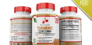 turmeric curcumin 200mg
