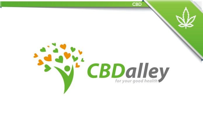 CBDalley CBD Oil Products