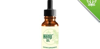 Nature's Authentic CBD Hemp Oil