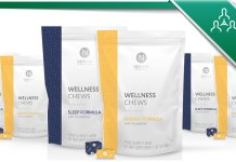 Nerium Wellness Chews Energy & Sleep Formula