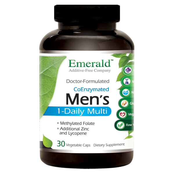 Emerald Men 1-Daily Multi (30) Bottle