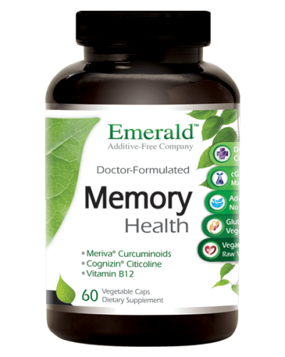 Emerald Memory Health (60) Bottle