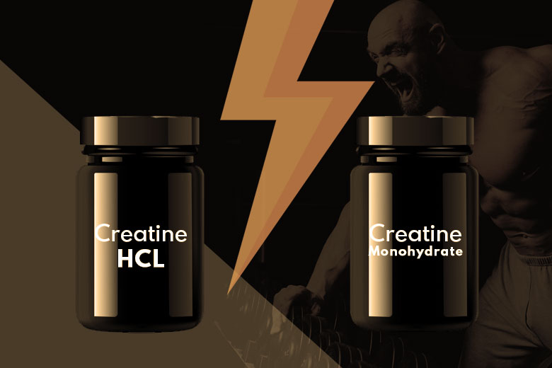 Creatine HCL Vs. Monohydrate: Which is best for muscle, strength building