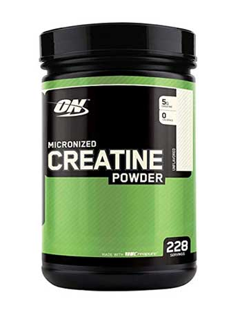 ON Micronized Creatine Monohydrate