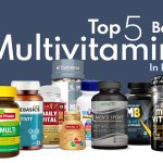 Top 5 Best Multivitamin in India 2021 for Health, Energy, and Vitality