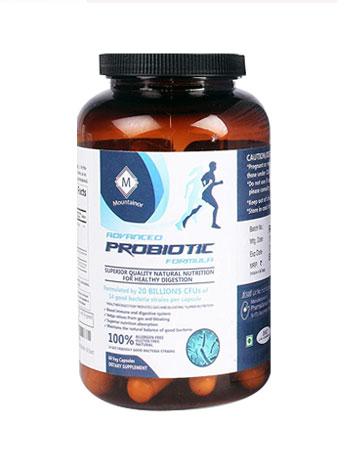 mountainor Probiotics Strains