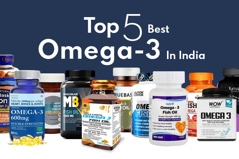 You are currently viewing 5 Best Omega 3 Capsules in India 2021 For Healthy & Pain-Free Life