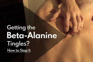 Read more about the article Getting the Beta-Alanine Tingles? Here's How to Stop It