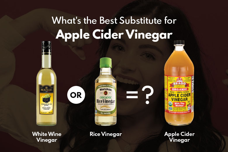 What's the Best Substitute for Apple Cider Vinegar: White Wine or Rice Vinegar