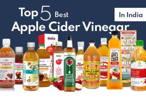 5 Best Apple Cider Vinegar in India 2021 to Promote Wellness & Fat Loss
