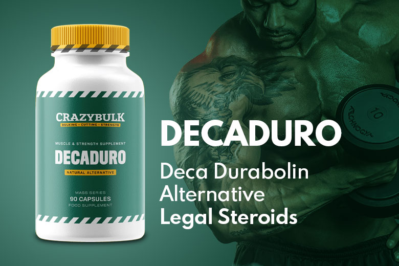 DecaDuro Review: A Detailed Look at the Proven Results of CrazyBulk Legal Steroid