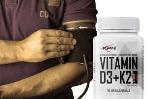 Read more about the article How Vitamin K2 and D3 May Work Together to Reduce Blood Pressure