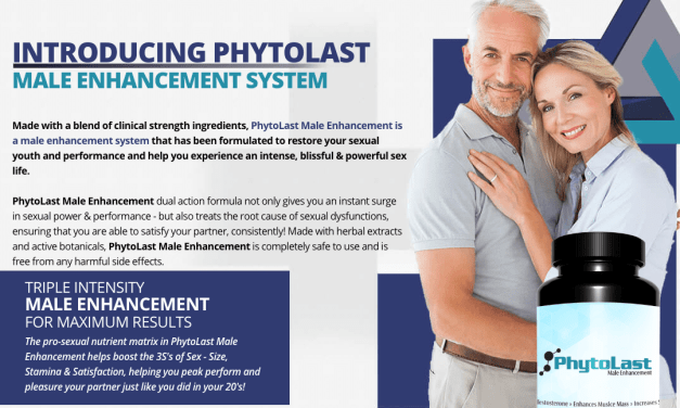 PhytoLast Male Enhancement: 2018 Buyer Guide For Australia