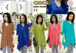 2755 (new colours. see next photo) • @62 • seri5wrn Rp278rb • Rayon fit to XL