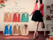 JF10658 - ecer@64rb - seri 6w 348rb - Stretch korea