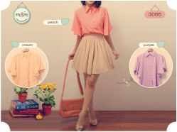 3065 twiscone - ecer@56rb - seri3w 150rb - fit to L