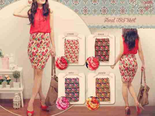 PP239 - ecer@45rb - seri4w 160rb - katun stretch - fit to L