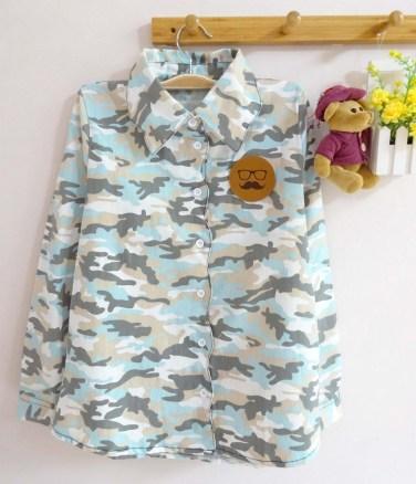 Pastel Army Shirt (brown) - ecer@75rb - seri3w 210rb - jeans stretch+aplikasi kulit - fit to L.jpg