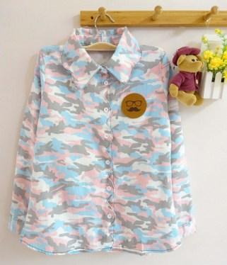 Pastel Army Shirt (pink) - ecer@75rb - seri3w 210rb - jeans stretch+aplikasi kulit - fit to L.jpg